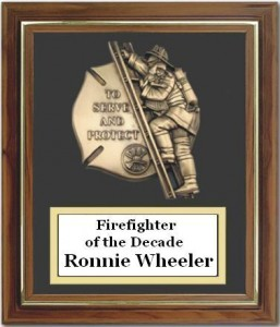 yFirefighter of the Decad 2009