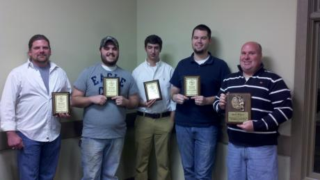 WPFD Firefighter Awards 2011