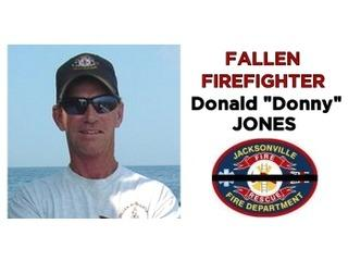 In Memory of Capt. Donald Jones, Jacksonville Fire Department