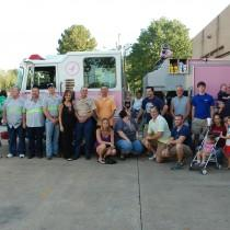 Firefighers For A Cure- October 12-13, 2012 - A Benefit For Hearts On Fire
