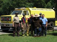 Firefighters World @ Pinnacle State Park