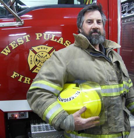 Dale White Retires From WPFD After 25 Years Of Volunteer Service