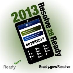 Resolve To Be Ready For Our Next Natural Disaster