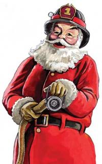 WPFD Wishes You A Merry Christmas and a Safe Holiday Season!