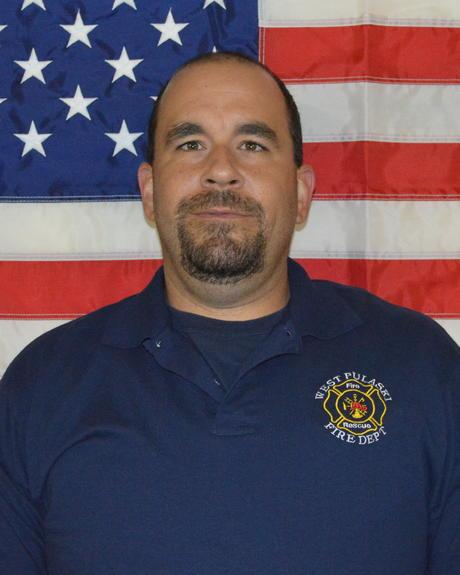 WPFD promotes Scott Joblin to Fire Chief