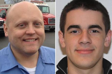 In Memory: Fallen And Injured Firefighter Brothers From West Webster Fire District - Volunteer Fire Company (New York)