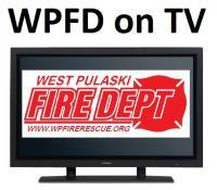 WPFD participates in American Red Cross Rapid Response Camp